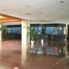 Xian Dynasty Hotel Сиань парковка