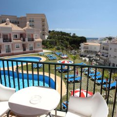 Отель Aqua Mar - Moon Dreams Португалия, Албуфейра - отзывы, цены и фото номеров - забронировать отель Aqua Mar - Moon Dreams онлайн балкон