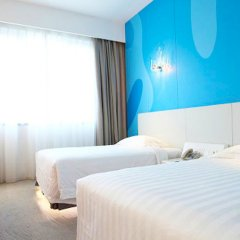 Отель Otique Aqua Шэньчжэнь комната для гостей фото 2