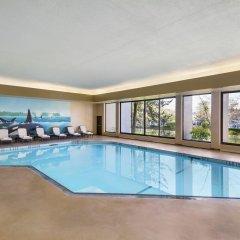 Отель The Westin Bayshore Vancouver Канада, Ванкувер - отзывы, цены и фото номеров - забронировать отель The Westin Bayshore Vancouver онлайн бассейн
