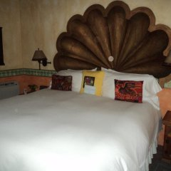 Отель Hacienda de Los Santos комната для гостей фото 2