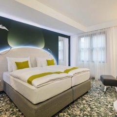 Отель Arcotel Donauzentrum Вена комната для гостей