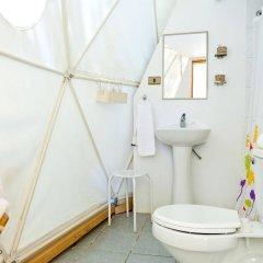 Отель Elqui Domos ванная фото 2