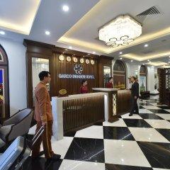 Отель Garco Dragon Hotel 2 Вьетнам, Ханой - отзывы, цены и фото номеров - забронировать отель Garco Dragon Hotel 2 онлайн интерьер отеля