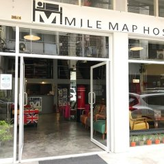 Mile Map Hostel Бангкок банкомат