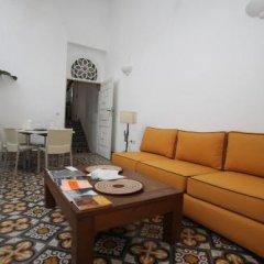 Отель Riad Senso Марокко, Рабат - отзывы, цены и фото номеров - забронировать отель Riad Senso онлайн комната для гостей фото 5
