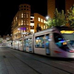 Dan Jerusalem Израиль, Иерусалим - 2 отзыва об отеле, цены и фото номеров - забронировать отель Dan Jerusalem онлайн городской автобус