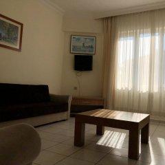 Melissa Garden Apart Hotel Сиде комната для гостей фото 4