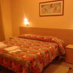 Отель Albergo Leonardo Кьянчиано Терме комната для гостей