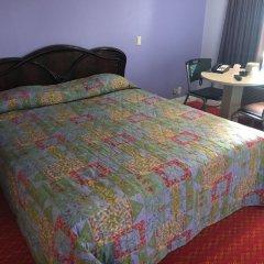 Отель Budget Motel США, Лос-Анджелес - отзывы, цены и фото номеров - забронировать отель Budget Motel онлайн комната для гостей фото 3