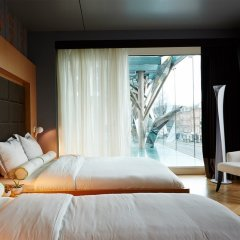 Отель Amadi Park Hotel Нидерланды, Амстердам - 1 отзыв об отеле, цены и фото номеров - забронировать отель Amadi Park Hotel онлайн комната для гостей фото 5