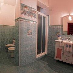 Отель Il Veliero e I Girasoli Италия, Пальми - отзывы, цены и фото номеров - забронировать отель Il Veliero e I Girasoli онлайн ванная фото 3