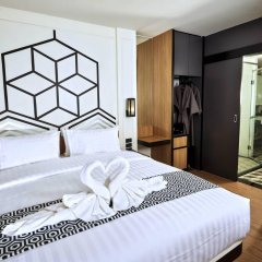 Отель Chezzotel Pattaya Паттайя комната для гостей