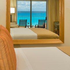 Отель Grand Park Royal Luxury Resort Cancun Caribe комната для гостей фото 4