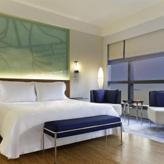 Отель Le Meridien Cyberport комната для гостей фото 4