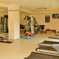 Отель Green Nature Resort & Spa - All Inclusive Мармарис фитнесс-зал