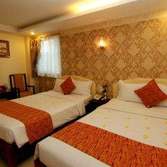 Ngan Ha - Galaxy Hotel комната для гостей фото 4