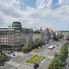 Отель Ramada Prague City Centre (ex. Ramada Grand Symphony) Прага фото 4