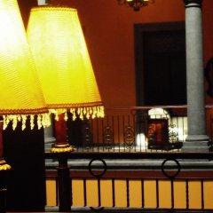 Отель Morales Historical And Colonial Downtown Core Гвадалахара гостиничный бар
