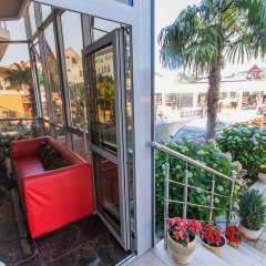 Гостиница Эллада балкон