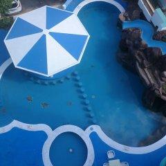 Hotel Playa Marina бассейн