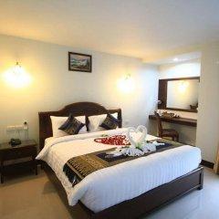 Отель Aonang Silver Orchid Resort сейф в номере
