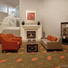 Holiday Inn Express Hotel & Suites Greenville Airport интерьер отеля фото 3