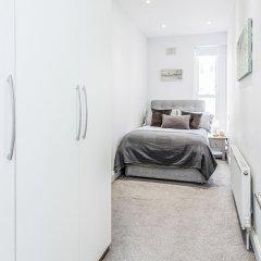 Отель 2-bedroom Portobello/Notting Hill apartment Великобритания, Лондон - отзывы, цены и фото номеров - забронировать отель 2-bedroom Portobello/Notting Hill apartment онлайн ванная фото 2