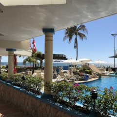Olas Altas Inn Hotel & Spa бассейн фото 2