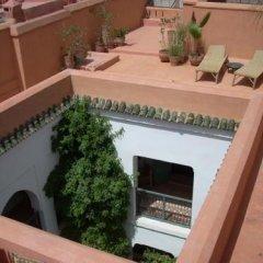 Отель Dar El Kharaz Марокко, Марракеш - отзывы, цены и фото номеров - забронировать отель Dar El Kharaz онлайн балкон