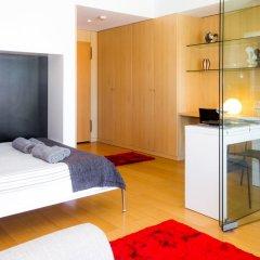 Апартаменты Liiiving In Porto - Antas Corporate Studio удобства в номере фото 2