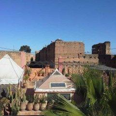 Отель Riad Maison-Arabo-Andalouse Марокко, Марракеш - отзывы, цены и фото номеров - забронировать отель Riad Maison-Arabo-Andalouse онлайн фото 16
