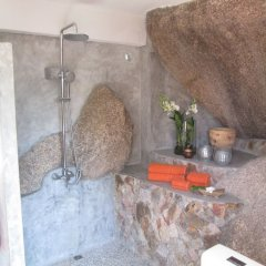 Отель The Fisherman's Villas ванная