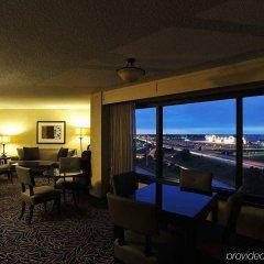 Отель Hilton Minneapolis- St. Paul Airport Блумингтон комната для гостей