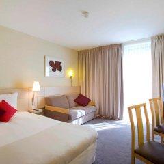 Отель Novotel Manchester Centre 4* Улучшенный номер с различными типами кроватей