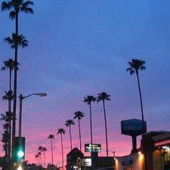 Апартаменты El Patio Inn Studio City Лос-Анджелес фото 3