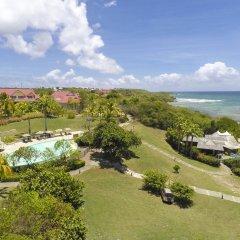 Отель Pierre & Vacances Residence Premium Les Tamarins пляж фото 2