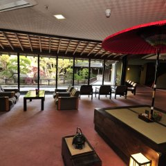 Отель Nisshokan Bettei Koyotei Нагасаки гостиничный бар
