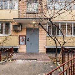 Апартаменты Moskva4you Павелецкая-Зацепа парковка
