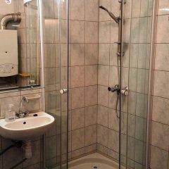 Отель Lázár Utca ванная