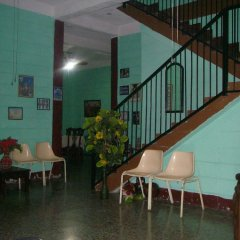 Отель Guesthouse Dos Molinos Сан-Педро-Сула питание