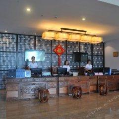 Отель Jielv Hangkong Hostel Китай, Чжухай - отзывы, цены и фото номеров - забронировать отель Jielv Hangkong Hostel онлайн интерьер отеля фото 3