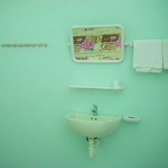 Отель Homestay Nhat Loi ванная фото 2