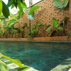 Отель Iamsaigon Homestay 100 Profit For Orphanage бассейн