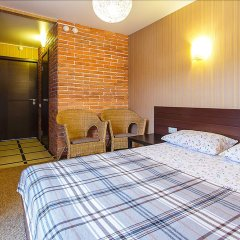 Мини-отель Ля Менска Минск комната для гостей фото 2