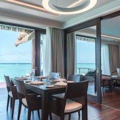 Отель Heritance Aarah (Premium All Inclusive) Мальдивы, Медупару - отзывы, цены и фото номеров - забронировать отель Heritance Aarah (Premium All Inclusive) онлайн питание