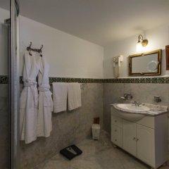 Отель Palais d'Hôtes Suites & Spa Fes Марокко, Фес - отзывы, цены и фото номеров - забронировать отель Palais d'Hôtes Suites & Spa Fes онлайн ванная