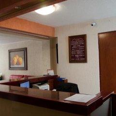Отель Suites Marne Мехико интерьер отеля