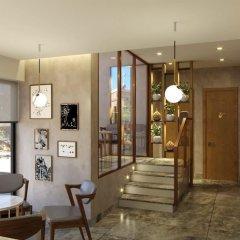 Отель Lusso Mare Черногория, Будва - отзывы, цены и фото номеров - забронировать отель Lusso Mare онлайн интерьер отеля фото 2