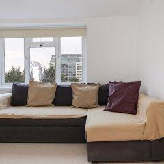 Отель Amazing One Bedroom Apartment in Paddington Великобритания, Лондон - отзывы, цены и фото номеров - забронировать отель Amazing One Bedroom Apartment in Paddington онлайн комната для гостей фото 3